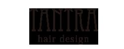 ニューヨークドライカットが人気の美容室美容室TANTRAhairdesignロゴ